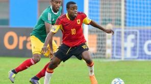 Football - 2016 CHAN Rwanda - Ethiopia v Angola - Amahoro Stadium - Kigali