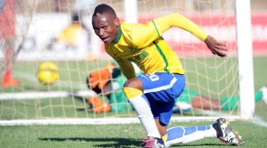 Football - Absa Premiership 2015/16 - Free State Stars v Mamelodi Sundowns - James Motlatsi  Stadium