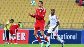 Football - 2015 Cosafa Cup - Seychelles v Mauritius - Royal Bafokeng Stadium - Rusternburg