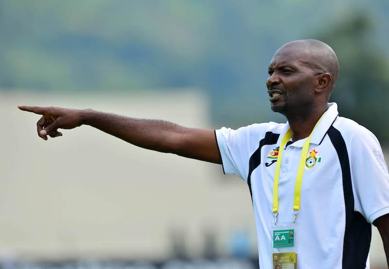 Football - 2016 CHAN Rwanda - Zimbabwe v Zambia - Rubavu - Rwanda
