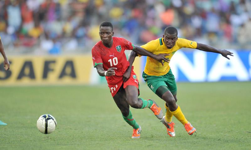 Football - International Friendly  - South Africa v Malawi - Moses Mabhida Stadium - Durban