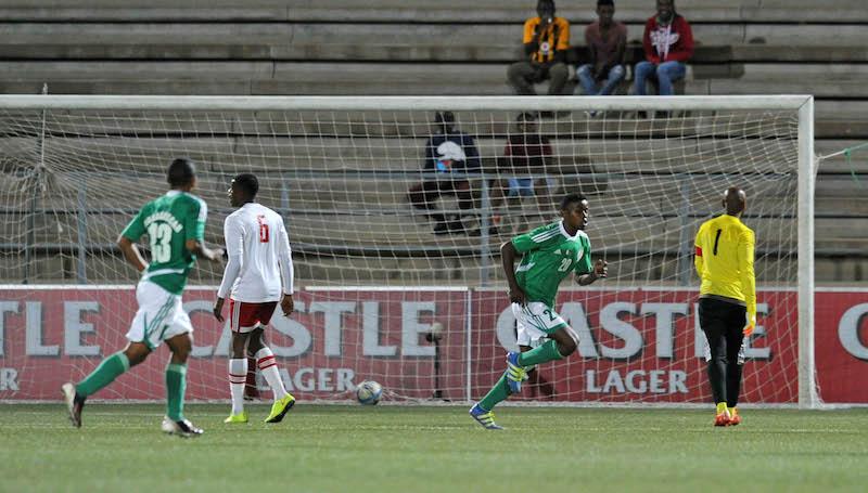 Football - 2016 Cosafa Cup - Madagascar v Seychelles - Sam Nujoma Stadium