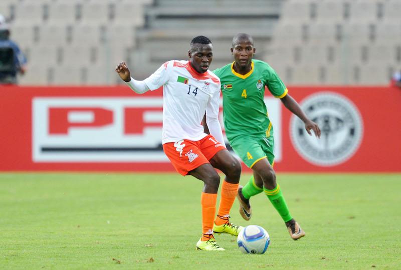 Football - 2016 Cosafa U20 Youth Championship - Zimbabwe v Zambia - Moruleng Stadium