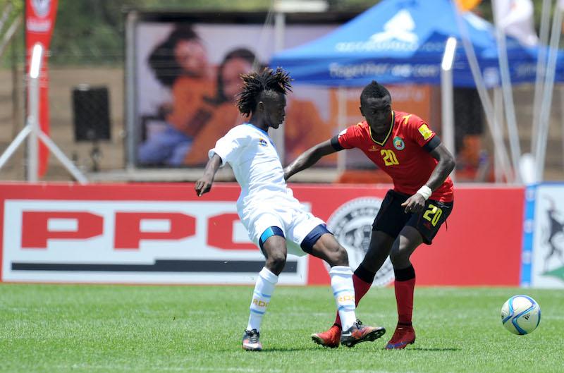 Football - 2016 Cosafa U20 Youth Championship - Congo DR v Mozambique - Mogwase Stadium