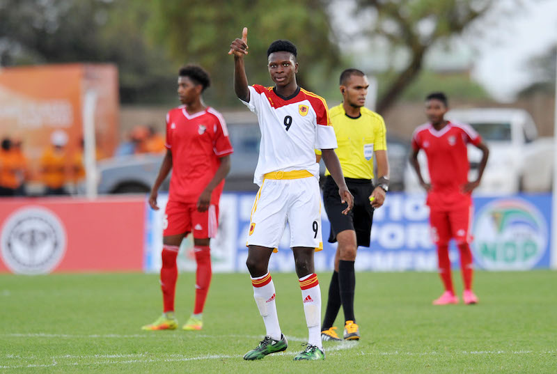 Football - 2016 Cosafa U20 Youth Championship - Angola v Sudan - Mogwase Stadium