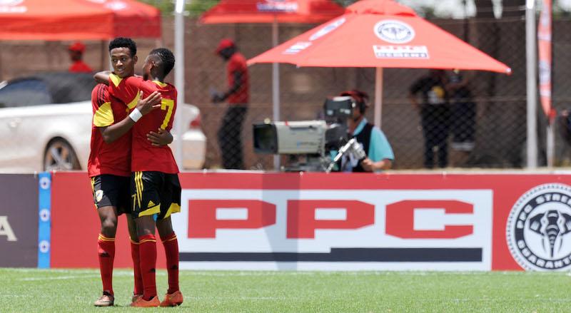 Football - 2016 Cosafa U20 Youth Championship - Angola v Seychelles - Mogwase Stadium
