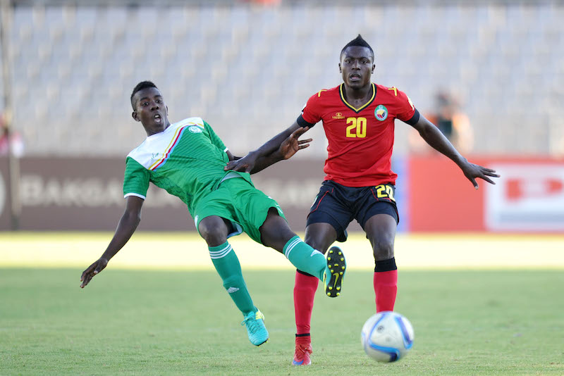 Football - 2016 Cosafa U20 Youth Championship - Mozambique v Comoros - Moruleng Stadium