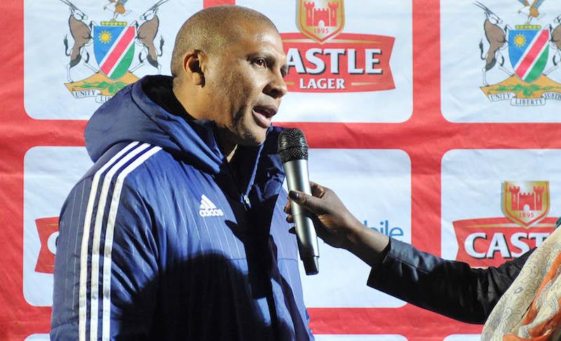 Football - 2016 Cosafa Cup - Plate Semifinal - Namibia v Mozambique - Sam Nujoma Stadium