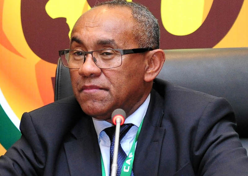 Football - 2017 39th CAF General Assembly - Press Conference - Nelson Mandela Plenary Hall - Addis Ababa