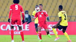 Football - 2017 Cosafa Castle Cup - Seychelles v Mozambique - Royal Bafokeng Stadium - Rustenburg