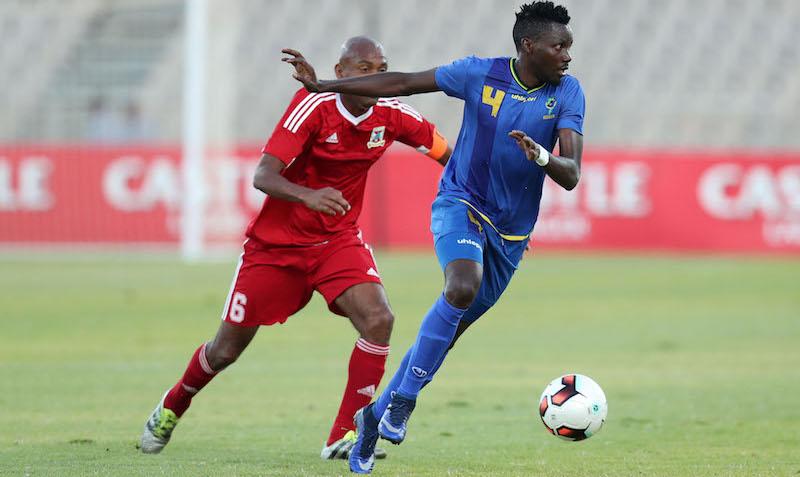 Football - 2017 Cosafa Castle Cup - Tanzania v Mauritius - Moruleng Stadium - Rustenburg