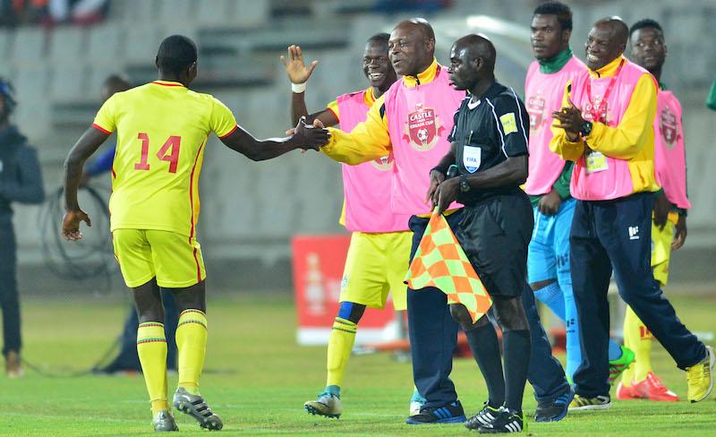 Football - 2017 Cosafa Castle Cup - Mozambique v Zimbabwe - Moruleng Stadium - Rustenburg