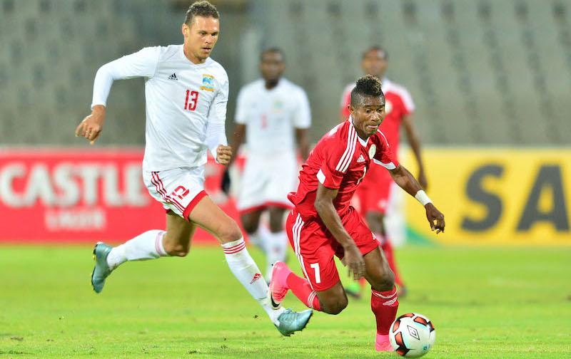 Football - 2017 Cosafa Castle Cup - Madagascar v Seychelles - Moruleng Stadium - Rustenburg
