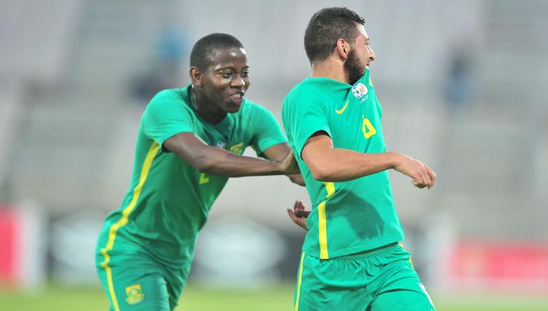 Football - 2017 Cosafa Castle Cup - Plate Semifinal 1- Botswana v South Africa - Moruleng Stadium - Rustenburg