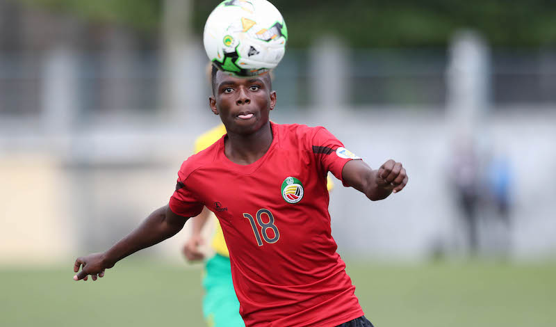 Football - 2017 Cosafa Under 17 Champs - South Africa v Mozambique - Port Louis - Mauritius