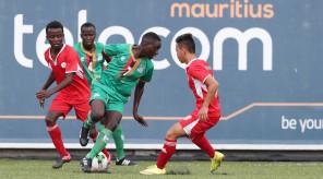Football - 2017 Cosafa Under 17 Champs - Zambia v Madagascar - Port Louis - Mauritius