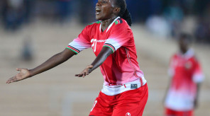 Football - 2017 COSAFA Women's Championship - Kenya v Mozambique - Luveve Stadium - Bulawayo