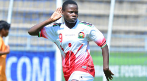Football - 2017 COSAFA Women's Championship - 3rd and 4th - Zambia v Kenya - Barbourfields Stadium - Bulawayo