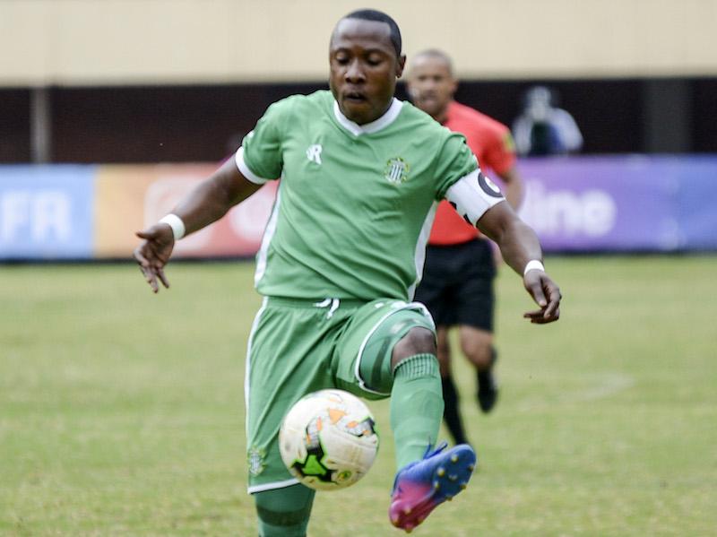 Football - 2017 CAF Champions League - Caps United v Zamalek - National Sports Stadium - Harare - Zimbabwe